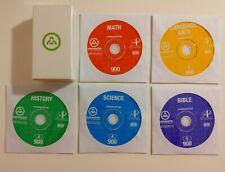 New USB with install code! Switched On Schoolhouse 9th Grade CD Set! Windows 10!