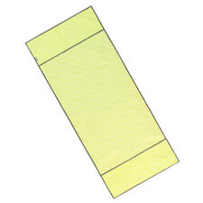 Protective Cover Dust Proof Cover for Washing Machine Washer Dryer Yellow