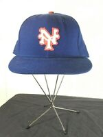 VTG New York Giants Baseball Hat MLB Roman Fitted Youth Small 6 3/4 Cap