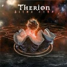 """THERION """"SITRA AHRA"""" CD DIGIPACK NEW+"""