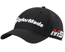 NEW 2019 TaylorMade Tour Radar M5/TP5 Black Adjustable Hat/Cap