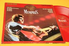 ROCK-POP LP INTERNATIONAL EDITION ORIG GERMANY 1985 NM RED VINYL ROSSO GATEFOLD
