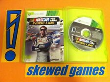 NASCAR The Game Inside Line - XBox 360 Microsoft COMPLETE