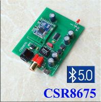 CSR8675 Bluetooth to coaxial optical digital interface ATPX HD Bluetooth 5.0