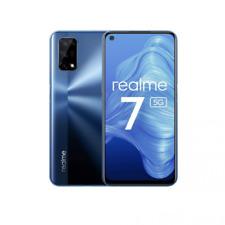 """REALME 7 5G 128GB ROM 8 GB RAM BALTIC BLUE DISPLAY 6.5"""" DUAL SIM ANDROID NUOVO"""
