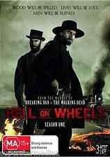 Hell On Wheels COMPLETE Season 1 : NEW DVD