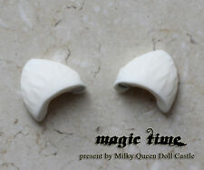 [Magic Time] cat ears parts of 1/6, 1/4 doll BJD Luts AI DOD YoSD MSD dollfie