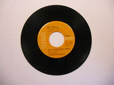 Eddy Arnold They Don't Make Love Like They Used To/What A Wonderful World 45 RPM