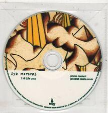 (ET557) Syd Matters, Hi Life - 2010 DJ CD