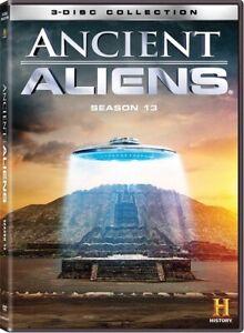Ancient Aliens Season 13 Series Thirteen Thirteenth New DVD