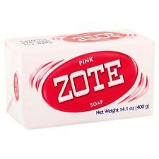 Pink Zote Laundry Soap 14.1 Oz (1 Bar) Catfish Bait Detergent Jabón Wash Clothes