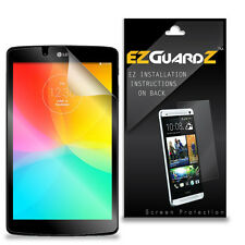 2X EZguardz LCD Screen Protector Cover HD 2X For LG G Pad F 8.0 V496 T-Mobile