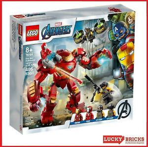 LEGO® Marvel Super Heroes™ - 76164 Iron Man Hulkbuster vs. A.I.M.-Age + NEU +