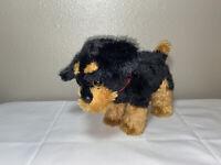 "Ty 12"" Beanie Buddies Brutus Plush Rotweiller Puppy Dog Stuffed Animal Toy 2014"