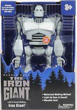 The Iron Giant Walking Talking Light Up Figure 12 Inch Warner Bros Licensed Toy