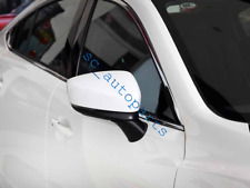 For Mazda6 Atenza 2017 18 2019 White Right Passenger Turn Signal Fold Mirror y