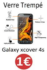 Vitre Protection Écran Film Verre Trempe Samsung Galaxy Xcover 4S SM-G398F