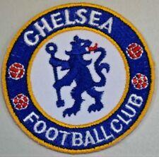 chelsea embroidered iron on patch A1317