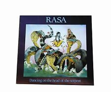 LP - RASA - DANCING ON THE HEAD OF THE SERPENT - 1982 - OIS - NM