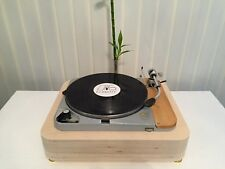 THORENS TD 124 HQ BIRCH PLYWOOD Plinth