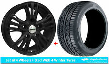 Transit Calibre Aluminium Wheels with Tyres