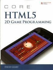 Core Html5 : 2D Game Programming: By Geary, David