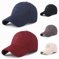 Unisex Women Mens Stone Island Logo Baseball Hat Cap Adjustable Cap Hat Golf Cap