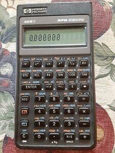 HEWLETT PACKARD 32S II RPN SCIENTIFIC Calculator Made 1987