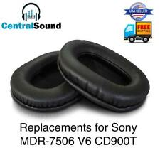 Earpads Ear Pads Cushions for MDR 7506  MDR V6 T018 V6 910CT for Sony Headphones