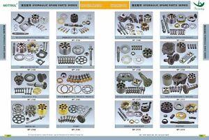 travel motor:rotor ,valve plate piston shaft center ,shaft drive FOR 290D 490D