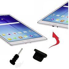 4 x protección polvo para tapón airis onepad tab11g tableta micro USB AUX negro