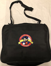 "EUC Official Disneyland Resort Mickey Mouse Pin Trading Bag LARGE 15""×12"""