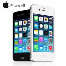16GB Original iPhone 4S Apple IOS A1387 Smartphone Unlocked 4G LTE Móvil Celular