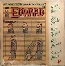 "HOPKINS, COODER, JAGGER, WYMAN, WATTS ""Jamming With Edward"" Vinyl LP- 1972 Press"