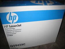 HP Q5942X Black Toner Cartridge OEM Genuine 42X Q5942XC LaserJet 4250 4350