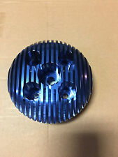 Racing CNC Cylinder Head 66cc / 80cc Gas Motorized Bicycle BLUE-R
