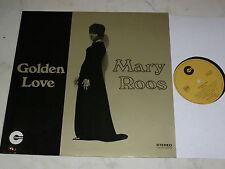 MARY ROOS Golden Love CENTER LABEL 1969 *ULTRARAR *NM*