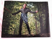 Jeffrey Dean Morgan Signed 11X14 Photo THE WALKING DEAD NEGAN AFTAL OnlineCOA