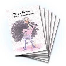 Suzy's Zoo Happy Birthday Card 6-pack 10295