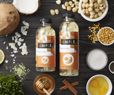 AMPLE VEGAN Meal  30-bottles of 600-calorie Ample Meal Replacement