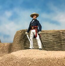 BRITAINS MUSEUM COLLECTION 10057 LT. COL. WILLIAM B TRAVIS 1836 ALAMO MIB