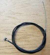"""Alsport Tri Sport 3 wheeler Brake Cable 70"""" conduit 79"""" X 3/32 SS cable NOS"""