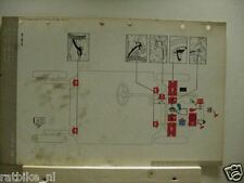 FALCON 6 1960-1961.MOBIL OIL LUBRICATION CHART 1961