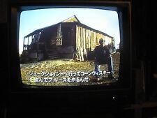RARE MISSISSIPPI DELTA BLUES VIDEO Japanese TV HONEYBOY T-MODEL BILBO BB COTTON