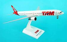Tam Airlines Boeing 777-300er 1:200 b777 NUOVO skr485 skymarks aereo modello 773