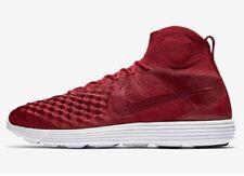 Nike Lunar Magista 11 FK II Team Red Mens Trainer Size 8.5 BNIB High Top 8526146