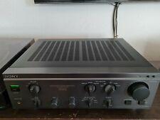 Sony TA FE 550 ES HiFi Stereo Verstärker  mit 2 x 160 Watt  und Phonoeingang