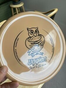 Kastaplast Berg K1 Regrind Plastic Ugglan Owl Stamp -- 171g