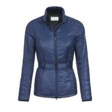 Manteaux et vestes bleu en polyester taille S pour femme