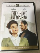 The Ghost and Mrs. Muir DVD very good